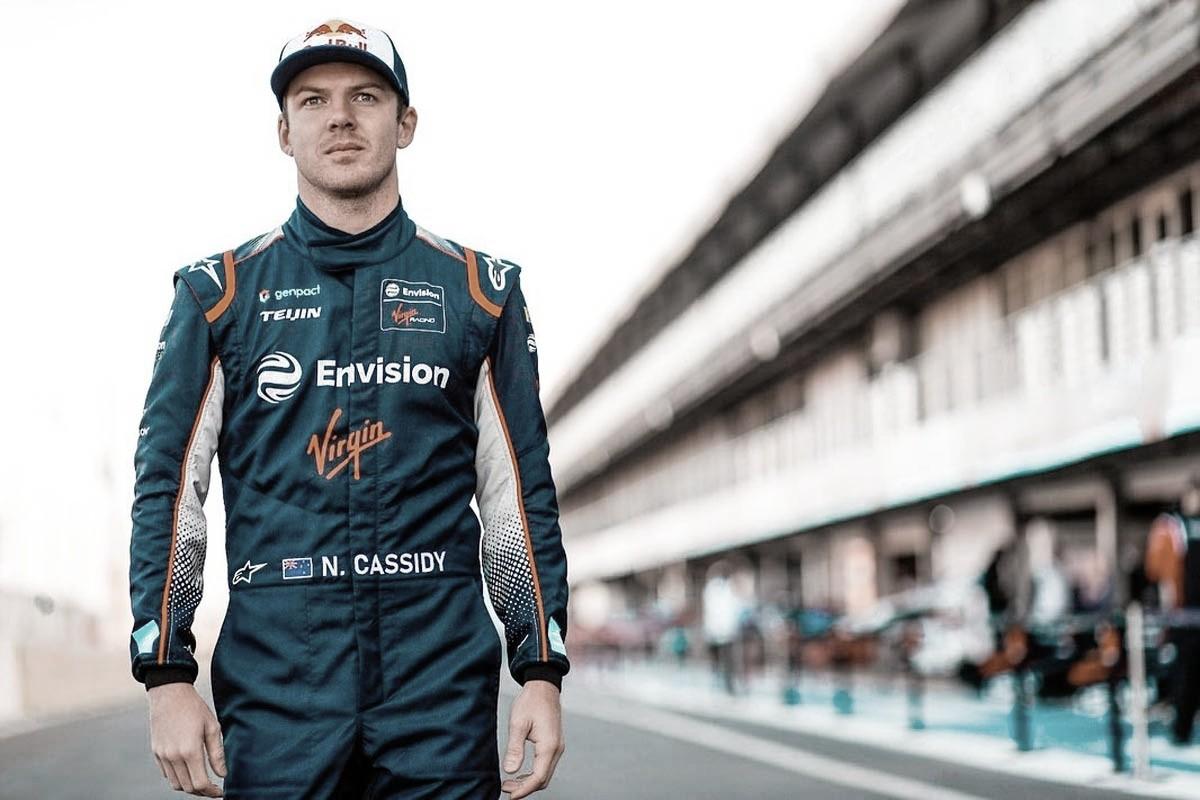 Fórmula E: Cassidy fica com lugar de Bird na Virgin para próxima temporada