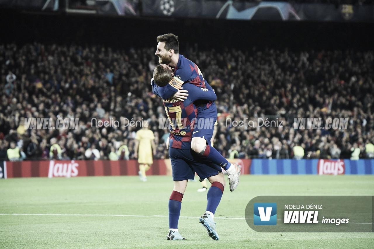 Hasta que Leo Messi quiso en el Wanda Metropolitano