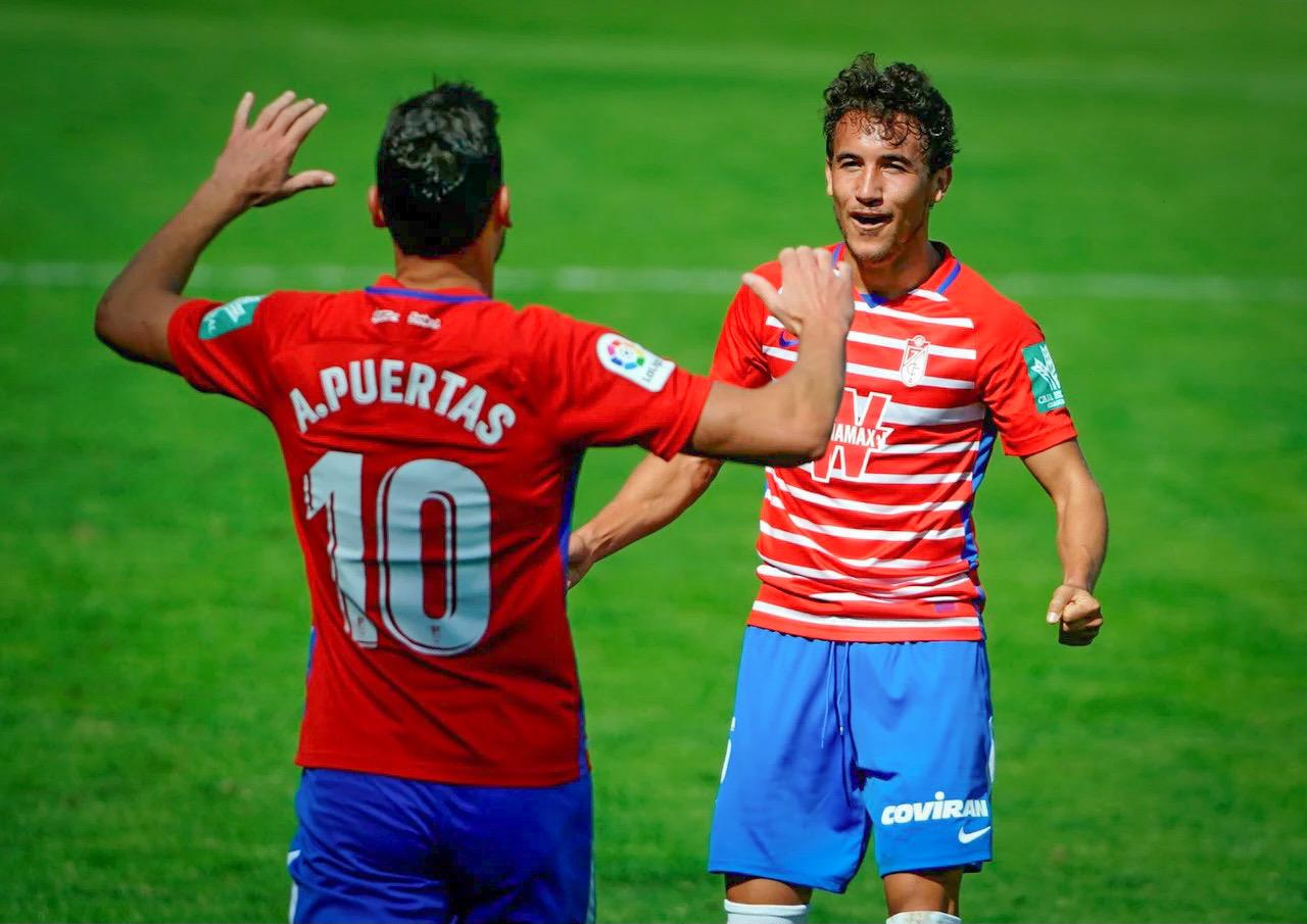 Foto: Pepe Villoslada/Granada CF.
