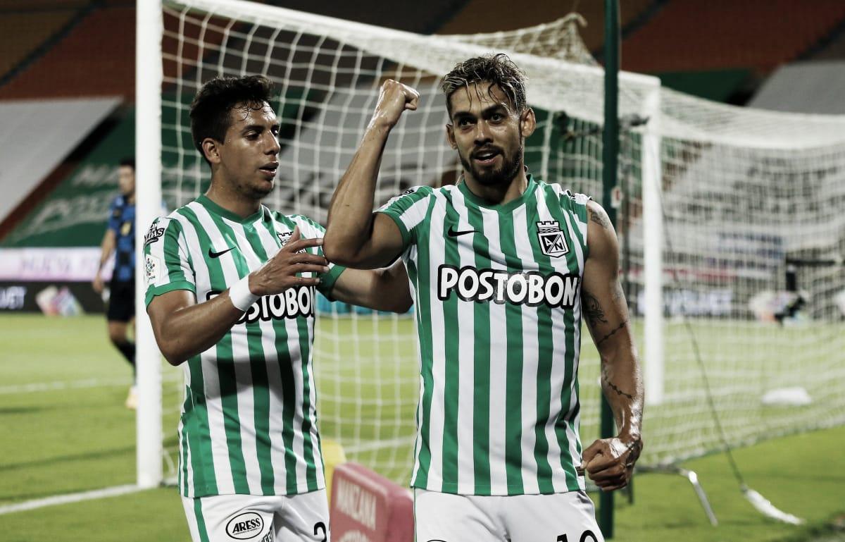 La fórmula ofensiva de Nacional doblegó al Chicó en el Atanasio