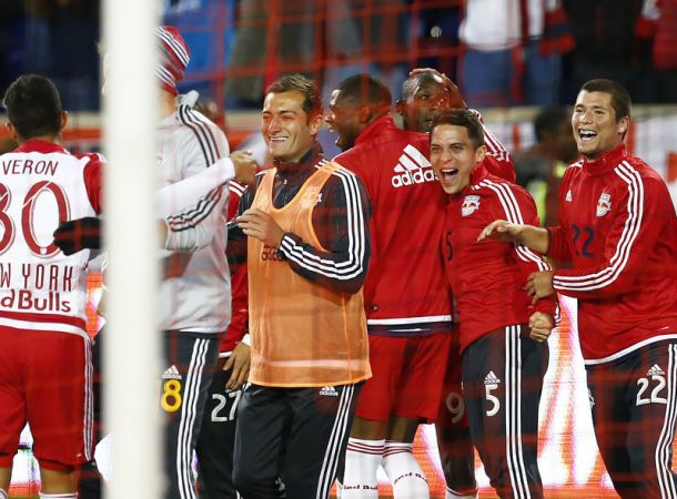 Bradley Wright-Phillips Strikes To Send New York Red Bulls To MLS Eastern Conference Final