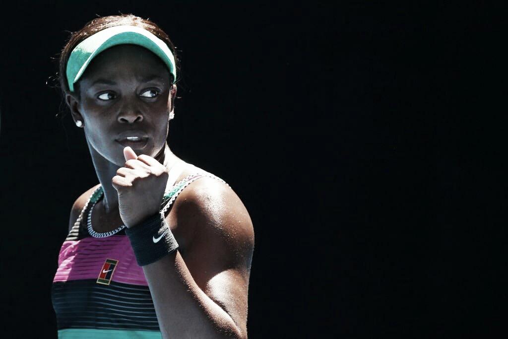 Stephens passa fácil por Townsend e quebra jejum de cinco anos sem vencer no Australian Open