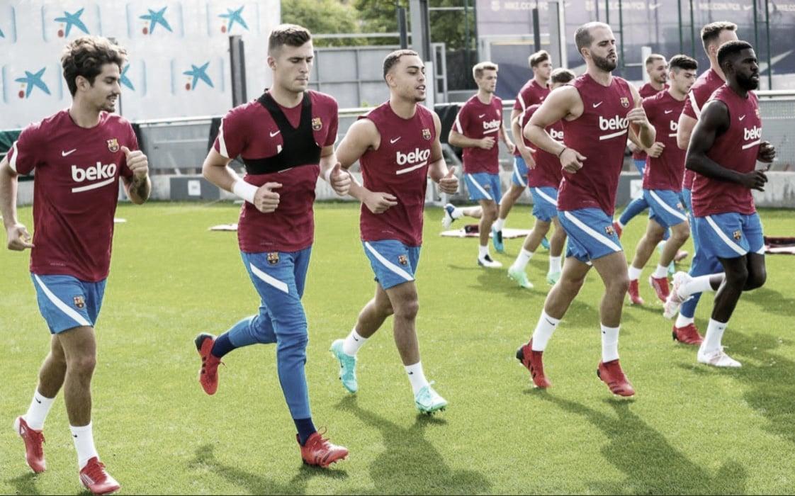 Arranca el Barça 2021-2022