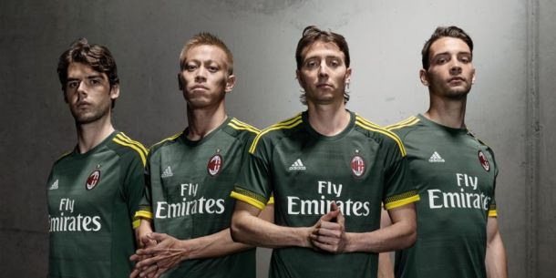 AC Milan 2015/16: a resurgir de sus cenizas