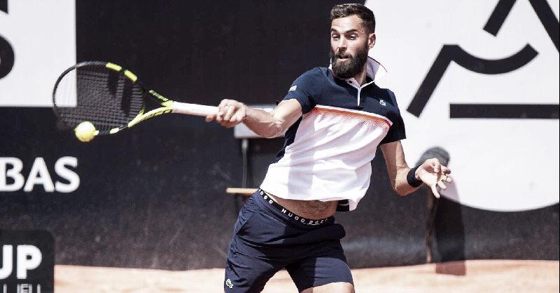 Paire supera Auger-Aliassime na finalíssima e é campeão do ATP 250 de Lyon