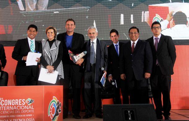 Dio inicio el Tercer Congreso Internacional en Ciencias del Deporte