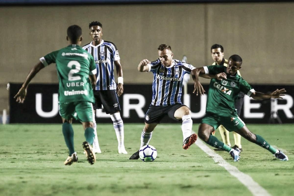 Com vantagem, Grêmio encara Goiás com time alternativo para ir às quartas da Copa do Brasil
