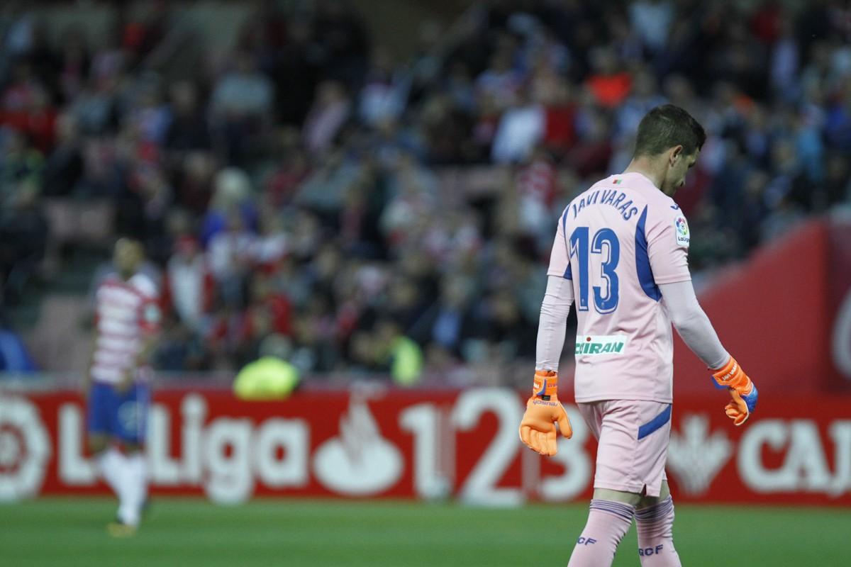 Javi Varas se desvincula del Granada CF
