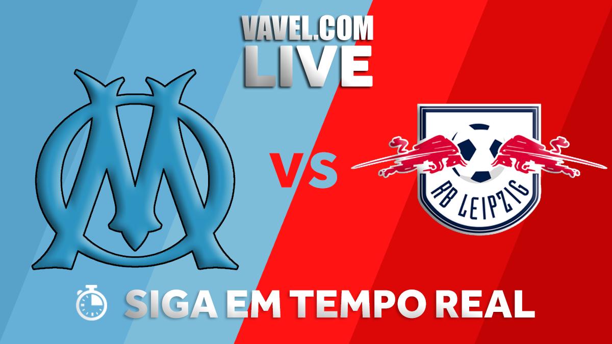 Resultado Olympique de Marseille x RB Leizpig na Uefa Europa League (5-2)