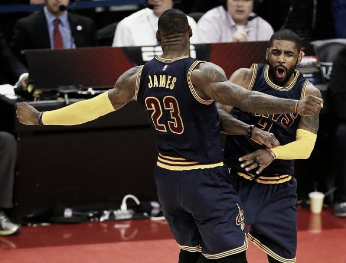 Pistons, a un paso fuera de Playoffs