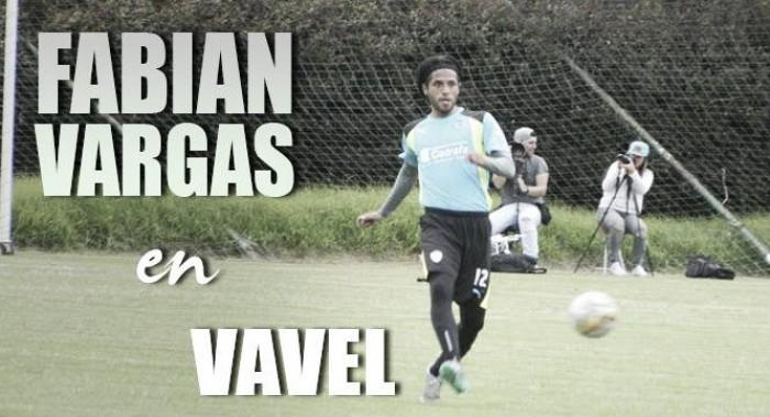 """Fabián Vargas: """"La Experiencia en el fútbol no la regalan"""""""