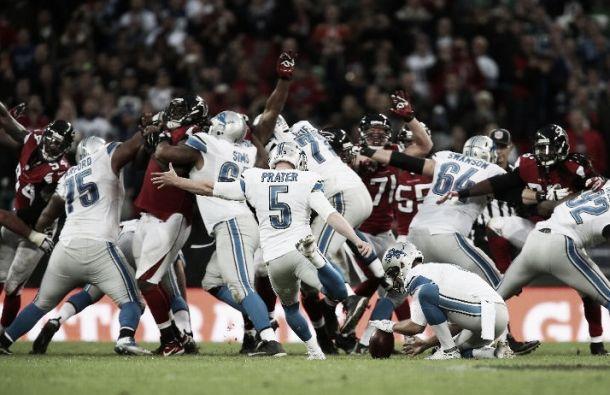 Los Lions remontan a los Falcons con un final de infarto en Wembley