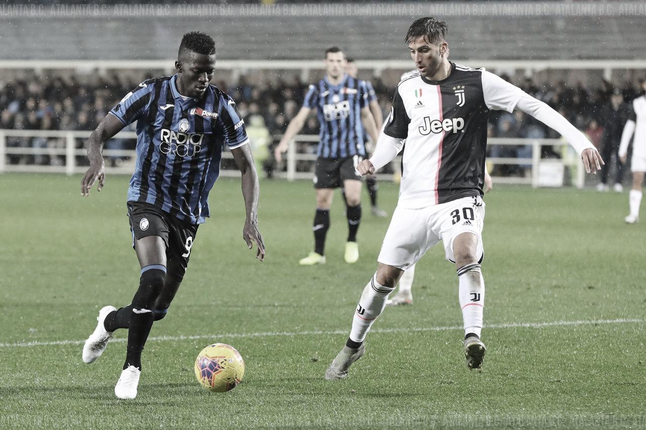 Diante da Atalanta, Juventus busca recuperação para manter boa vantagem no topo