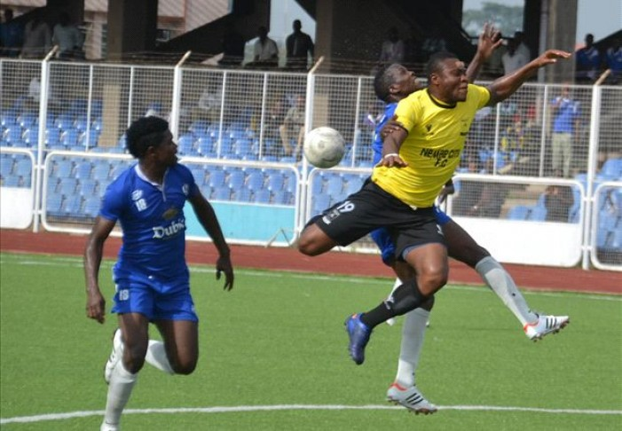 Oluyole Warriors continue NPFL resurgence