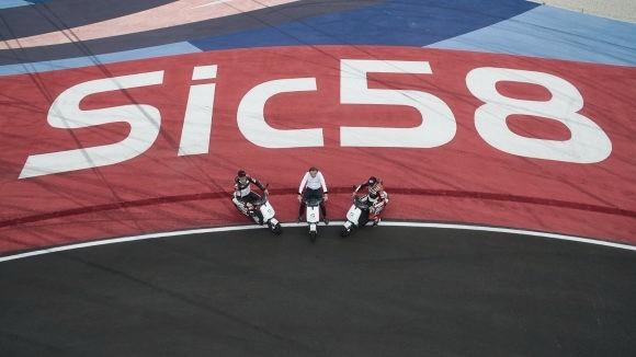 Scooters eléctricos para moverse por el Circuito de Misano