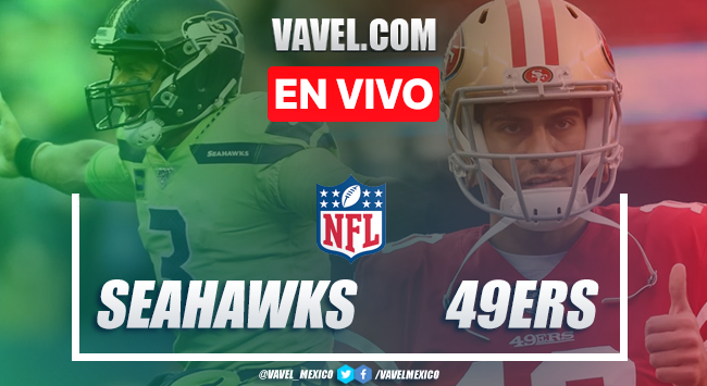 49ers de San Francisco pierden el invicto ante Seattle Seahawks — NFL
