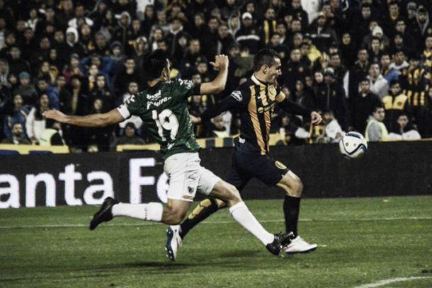 Central empató con Sarmiento y volvió a dejar puntos en casa