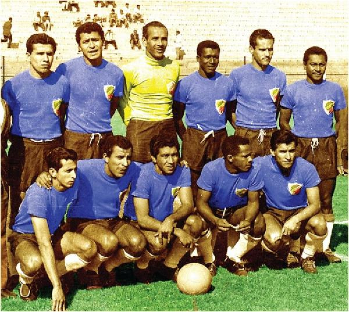 Colombia: Participación en el Mundial de 1962