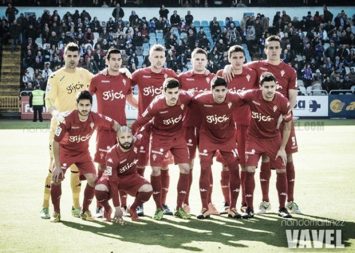 Buenos recuerdos del Sporting contra el Tenerife