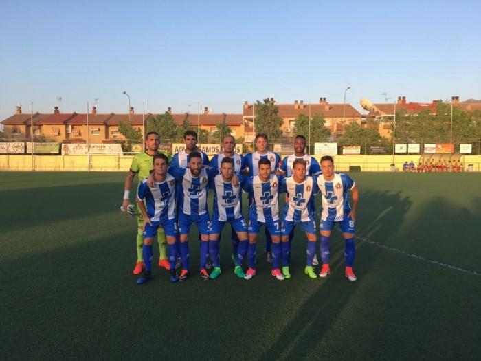 El Palmar 0-3 Lorca Deportiva: La vida sigue igual para Carrasco