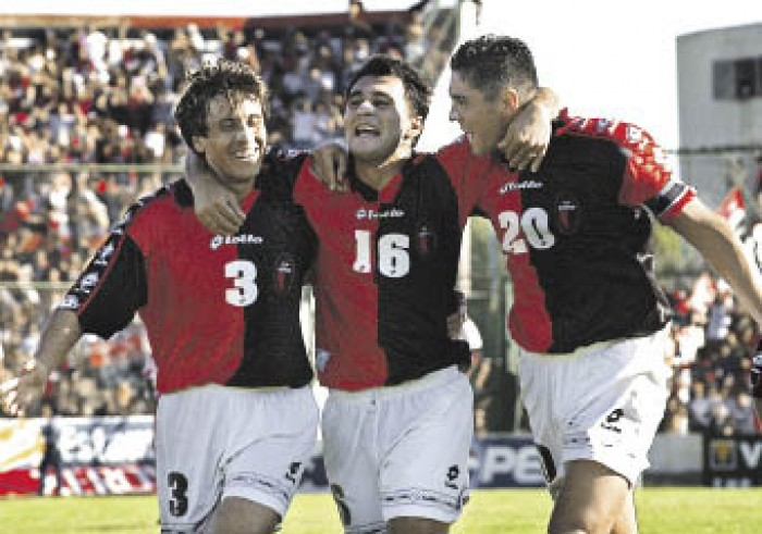 Colón - Unión: a 16 años del 4-0