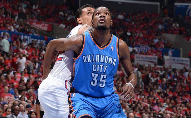 Oklahoma la chiude, Clippers eliminati