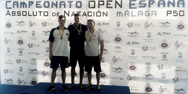 Cinco mínimas y un récord para concluir la fiesta de la natación española