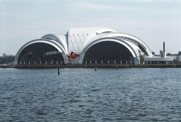 El Tatsumi International Swimming Center, epicentro de la natación en 2020