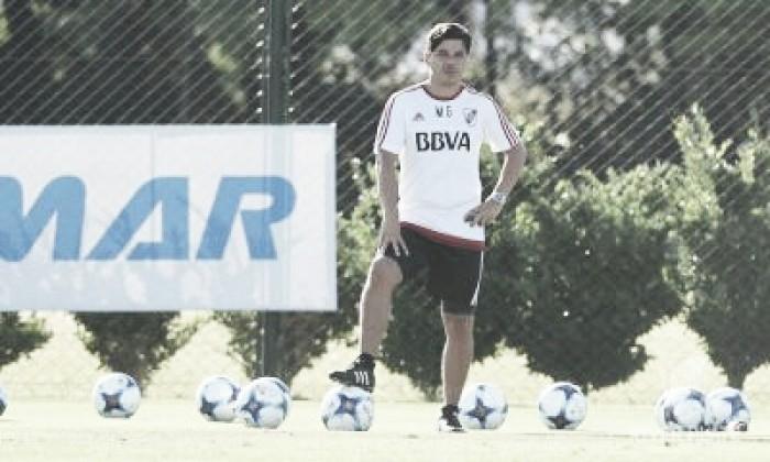 """Gallardo: """"Las finales son una motivación, no una presión"""""""
