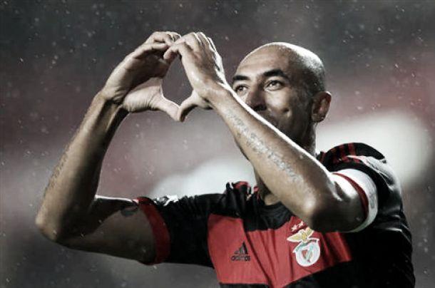 Luisão chega aos 40.000 minutos pelo Benfica