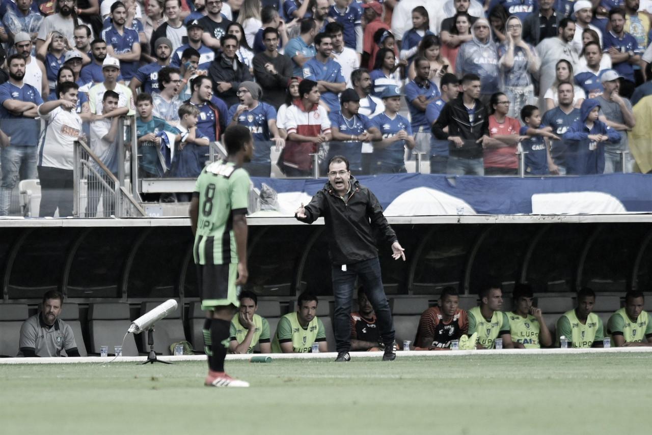 Enderson Moreira e Cruzeiro necessitam um do outro para que ambos alavanquem no futebol