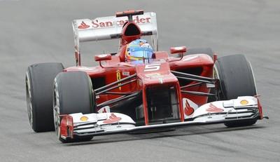 Alonso lidera los últimos libres en Hockenheim