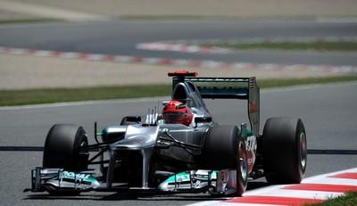 """Michael Schumacher: """"Tenemos buenas sensaciones para el fin de semana"""""""