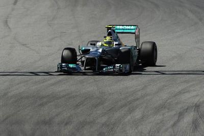 """Rosberg: """"La gestión de los neumáticos será clave"""""""