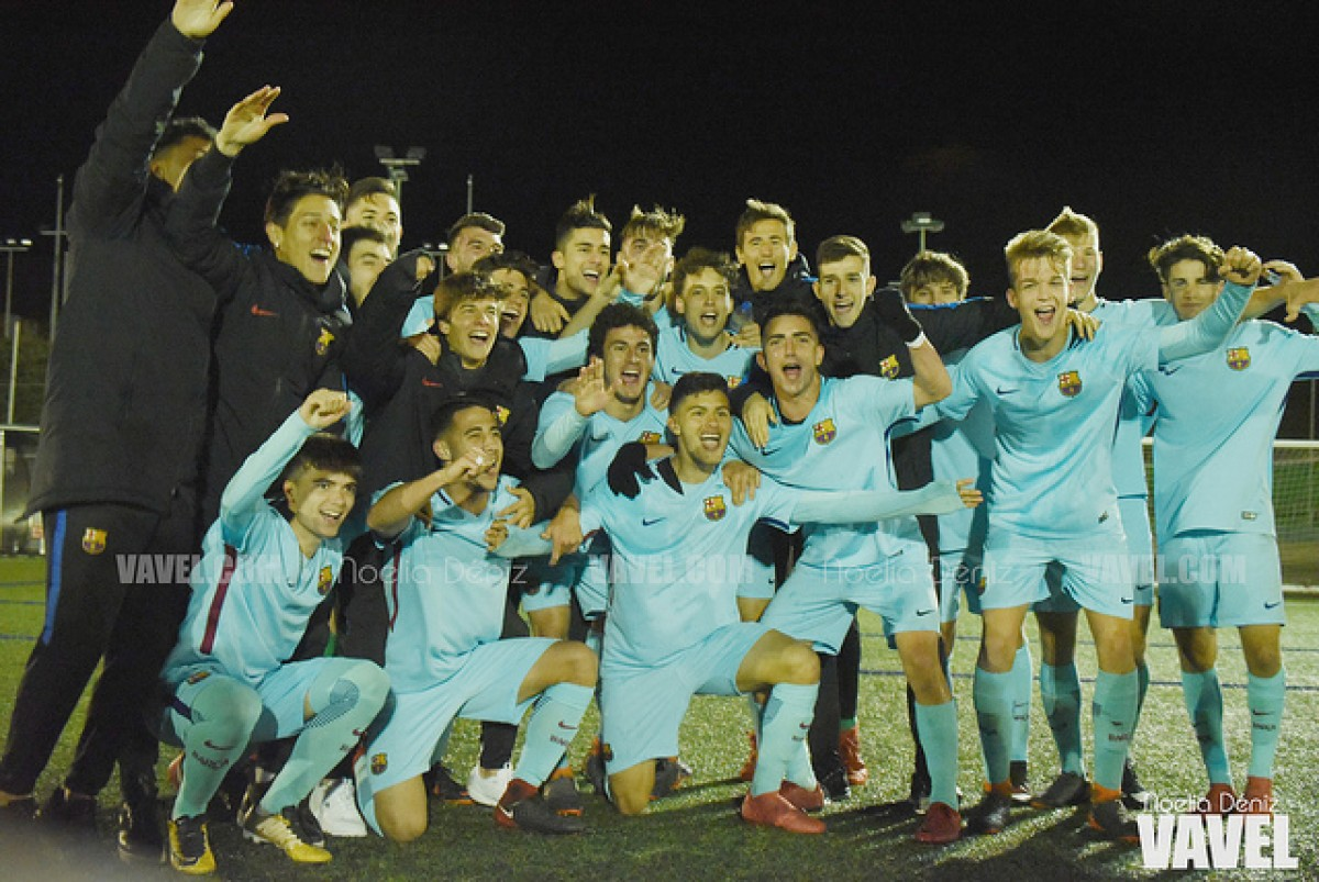El FCB Juvenil A: la senda del triunfo