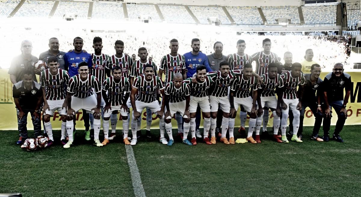 É Sula! Em primeiro desafio internacional do ano, Fluminense recebe Nacional de Potosí