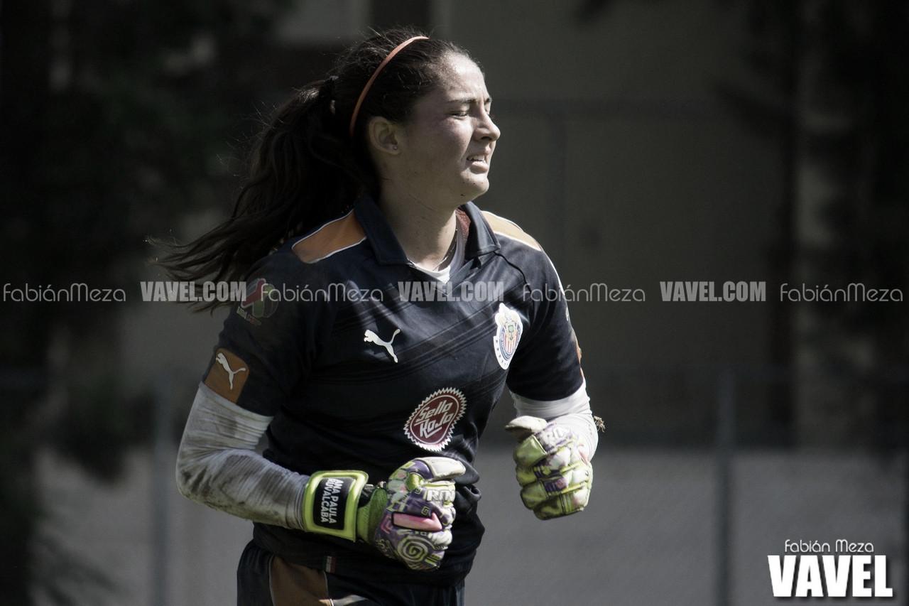 Ana Paula Ruvalcaba es baja de Chivas Femenil