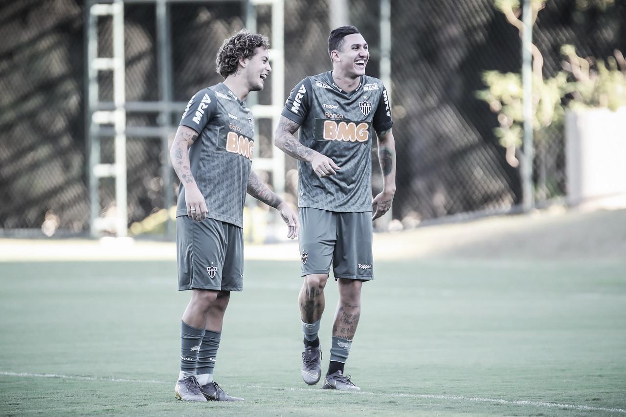 Atlético-MG recebe Villa Nova defendendo liderança do Mineiro