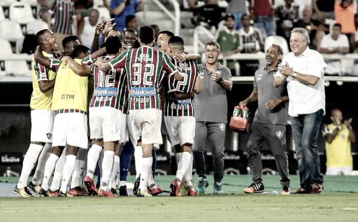 Deu samba! Sornoza brilha, Fluminense goleia Salgueiro e avança na Copa do Brasil