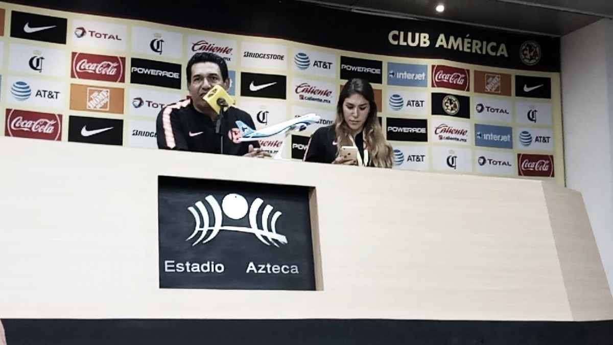 "Álvaro Galindo: ""El primer objetivo se logró"""
