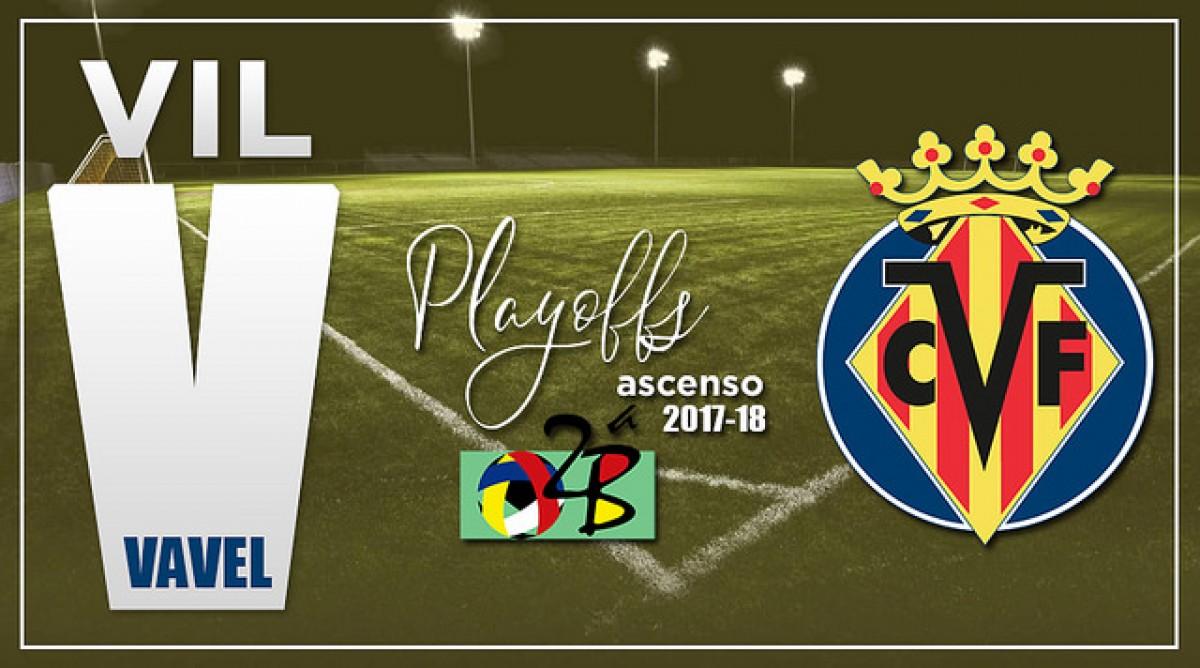Informe VAVEL Playoffs 2018: Villarreal 'B', volver a navegar por Segunda División