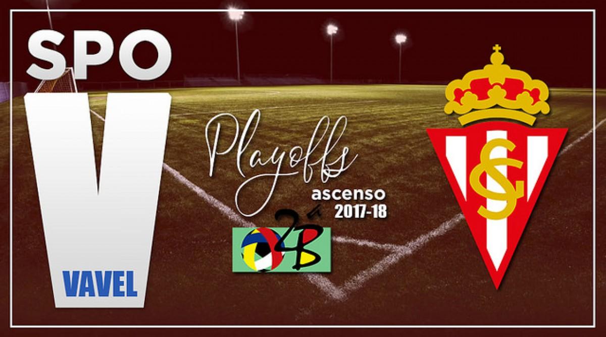 Informe VAVEL Playoffs 2018: Sporting de Gijón B, sin ser líderes pero al pie del cañón