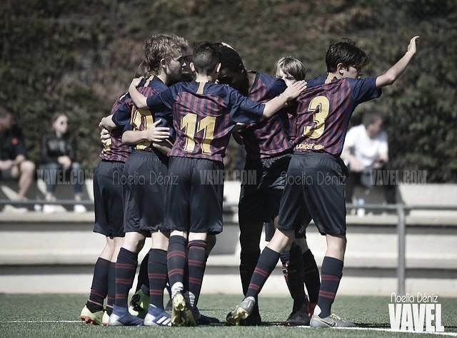 Rafinha acogerá el VIII Torneo Internacional Barça Academy World Cup