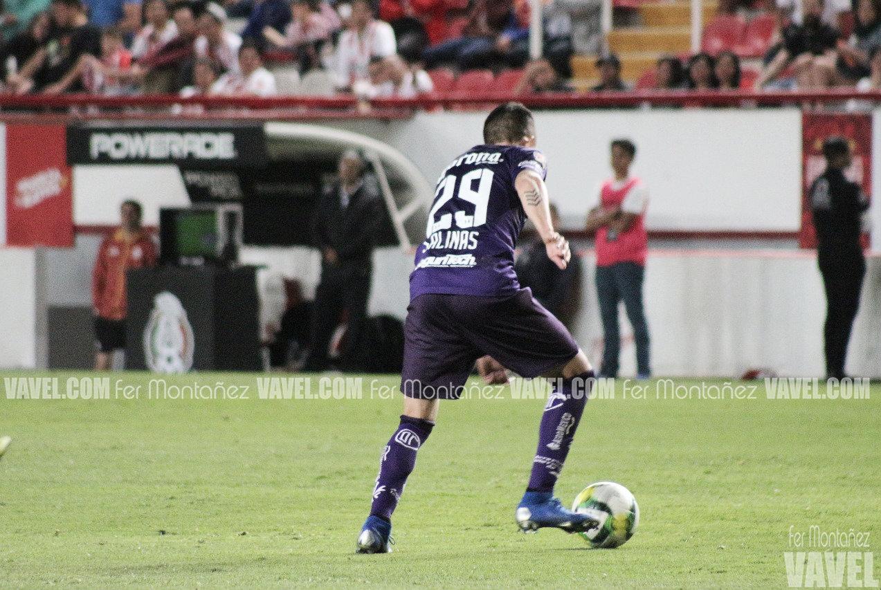 Toluca está para competirle a cualquiera, asegura Rodrigo Salinas