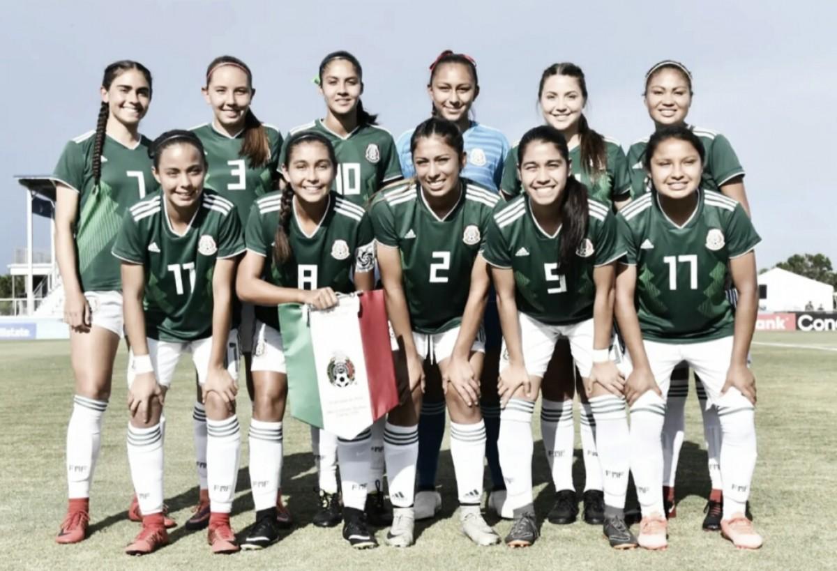 México es subcampeón de Concacaf