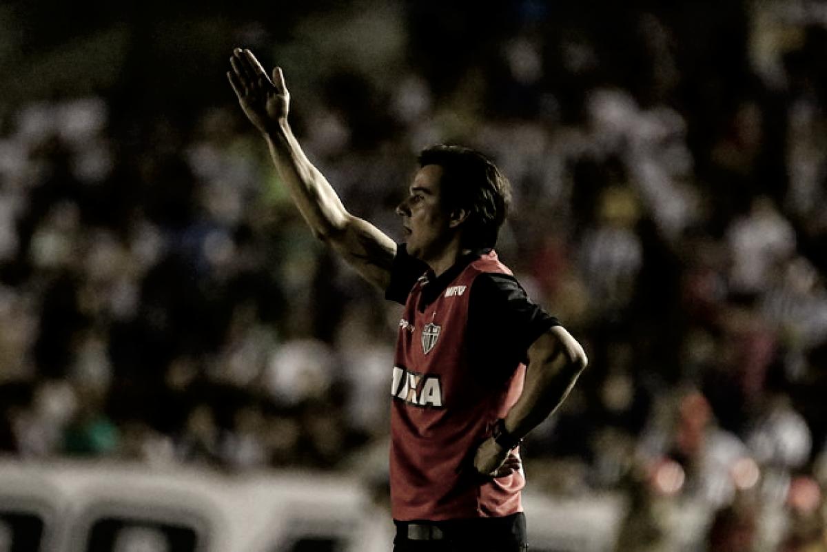 Thiago Larghi exalta empenho dos jogadores em goleada contra Botafogo-PB