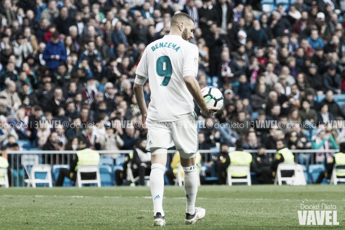 La mejor noticia del Real Madrid es Benzema