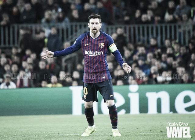 Leo Messi debuta con derrota en la Copa América 2019