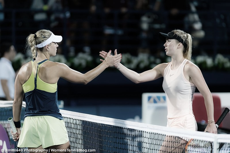 Kerber no asegura su asistencia en el US Open