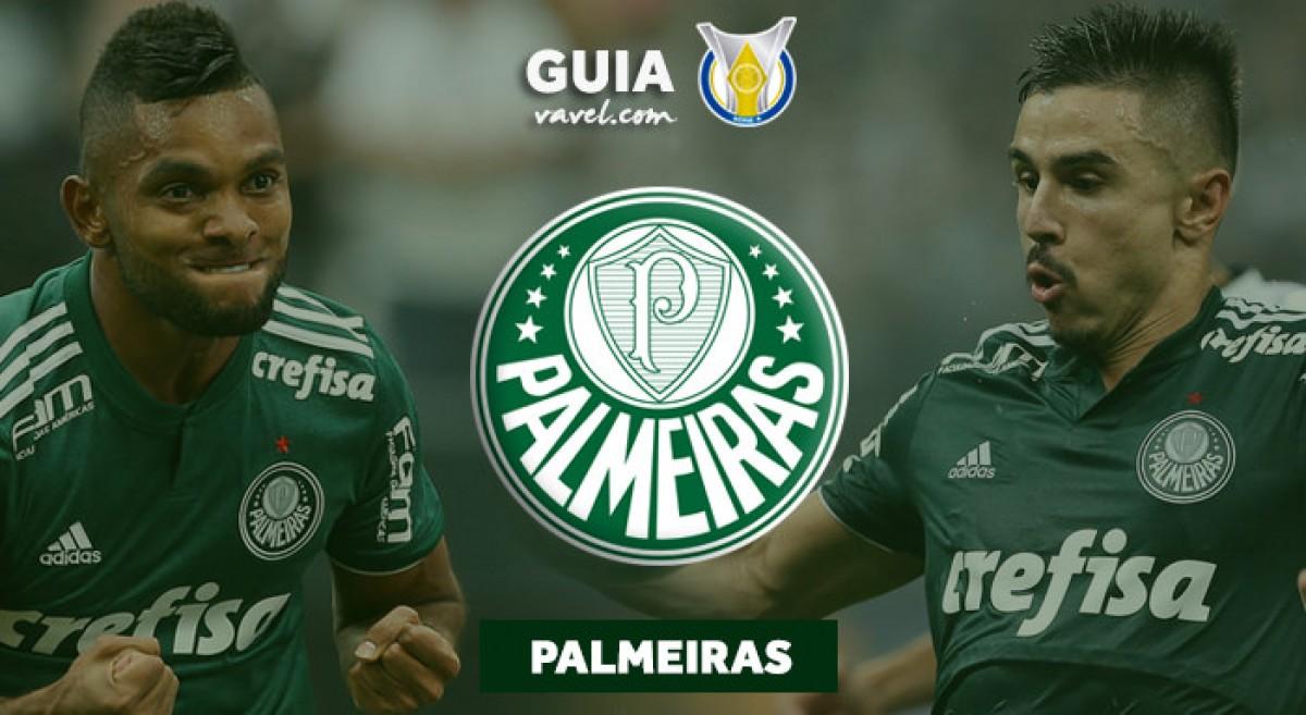 Guia VAVEL do Brasileirão 2018: Palmeiras